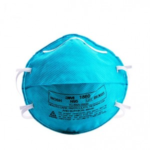 3M 1860 anti virus anti air pollution mask