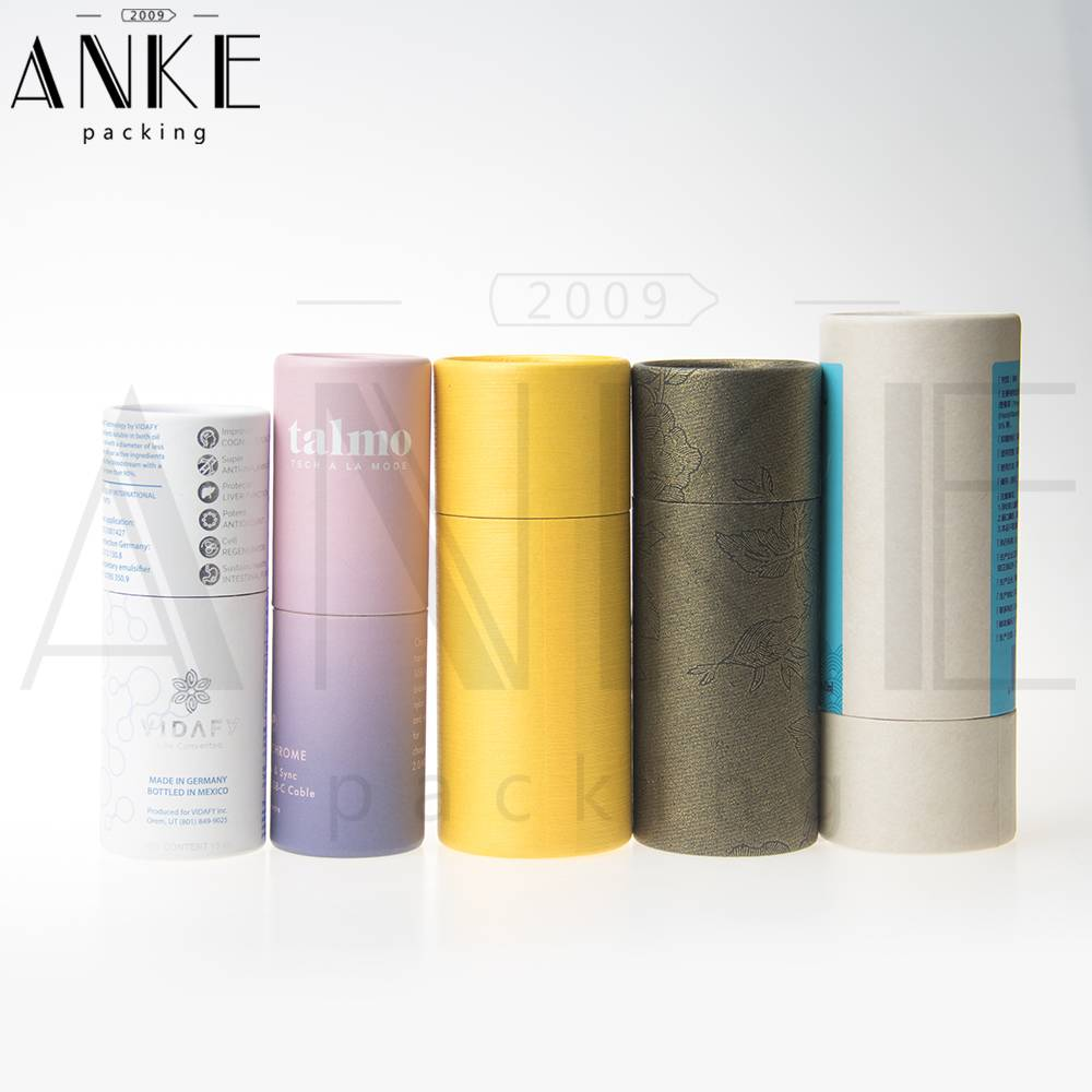 Customized packaging box paper tube round cardboard boxes Featured Image