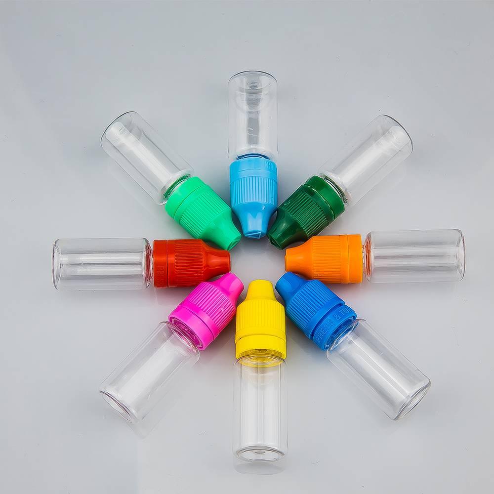 ANKE 10ml plastic dropper bottle 10ml e-liquid bottle 10ml e-juice