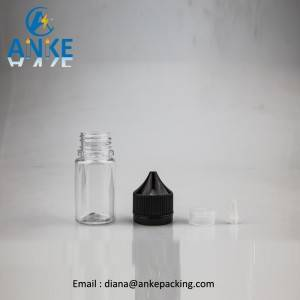 Anke-Refill-v1 30ml plastic bottle with unscrewed tip