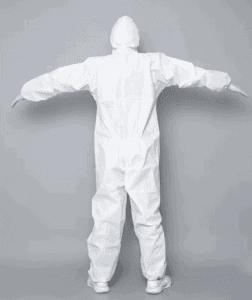 Disposable CE FDA Clothing Medical Protecting Isolation Sterile Coverall Protection Suit