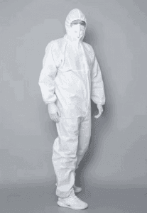 Factory wholesale disposable isolation suit isolation clothing