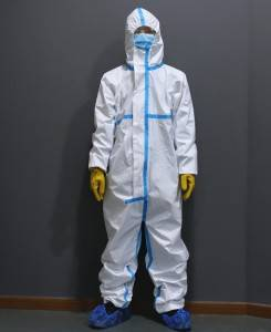 Safety clothing quarantine protective suit disposable medical protective clothing