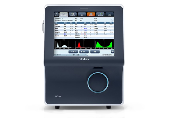 Mindray blood cell detection system BC-30 Featured Image