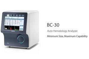 Mindray blood cell detection system BC-30