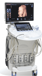 GE Color Doppler Ultrasound VOLUSON E10