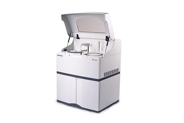 Mindray automatic biochemical analyzer BS-220 Featured Image