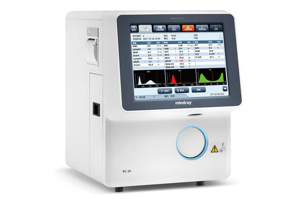 Mindray blood cell detection system BC-20 Featured Image