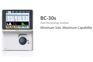 Automatic three-group blood analyzer BC-30S