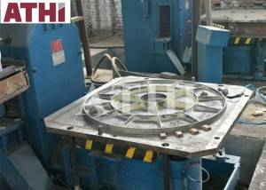 Sewer manhole cover molding machine supplier for Foundry workshop