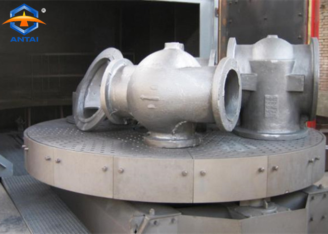 bogie(table trolley) shot blasting machine Featured Image