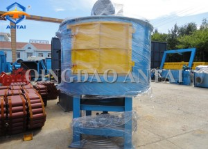 Q3512 Rotary table Shot Blasting Machine