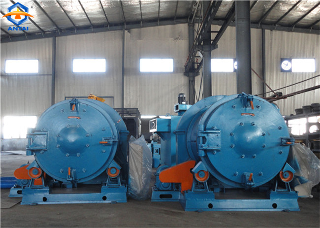Rolling drum shot blasting machine Featured Image