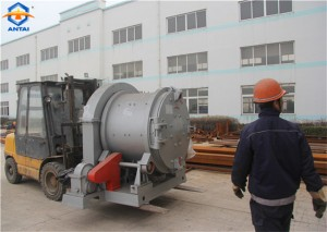 Q3110BI Q3110BII rolling/metal drum type shot blasting machine