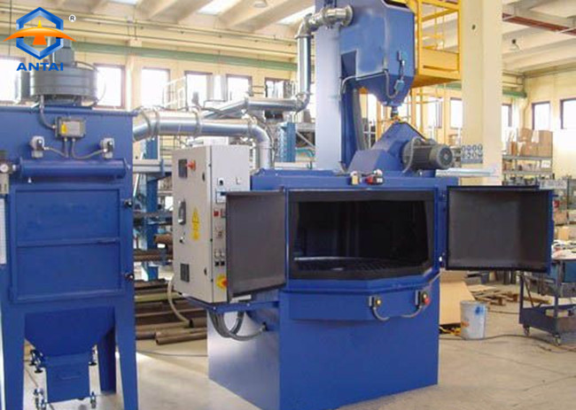 rotary table shot blasting machine Featured Image