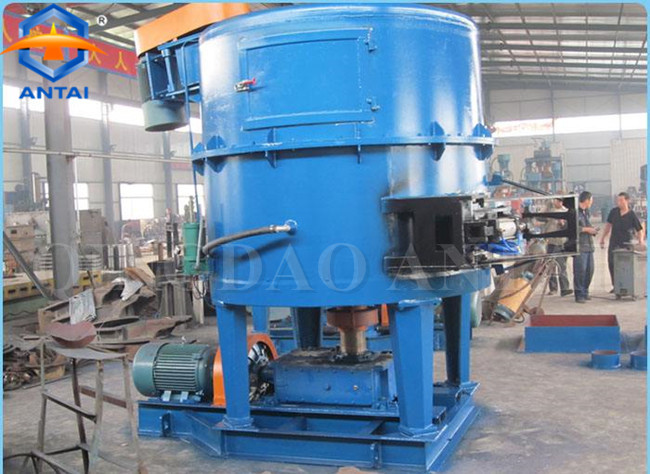 Foundry usage Rotor type sand mixer machine Featured Image