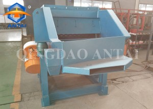 S35 series clay sand double wheel loose sand crusher