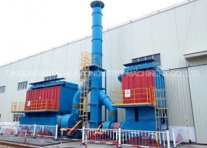 Manufacturer of Cartridge Dust Collector -