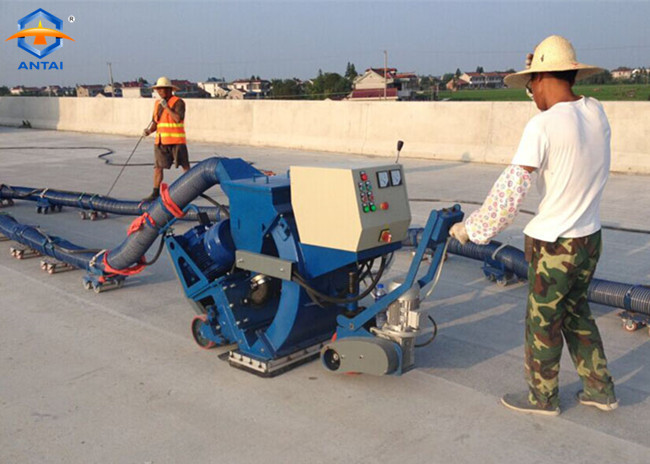road surface shot blasting machine Featured Image