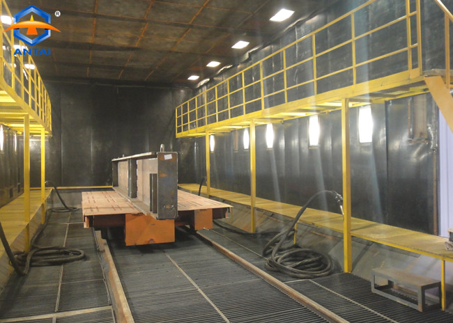 sand blasting booth Featured Image