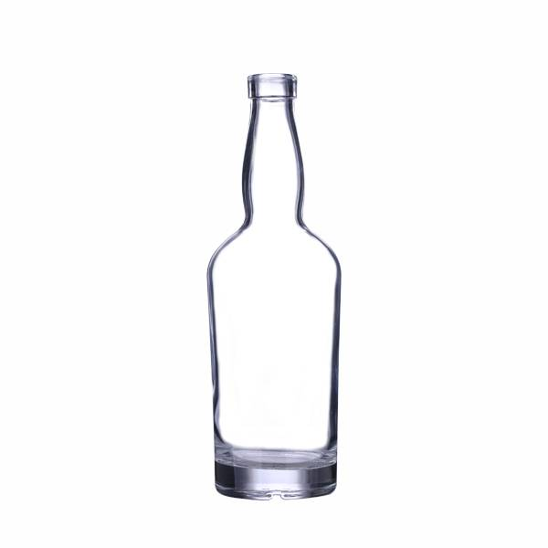 500ml Clear Tennessee Liquor Bottle Featured Image