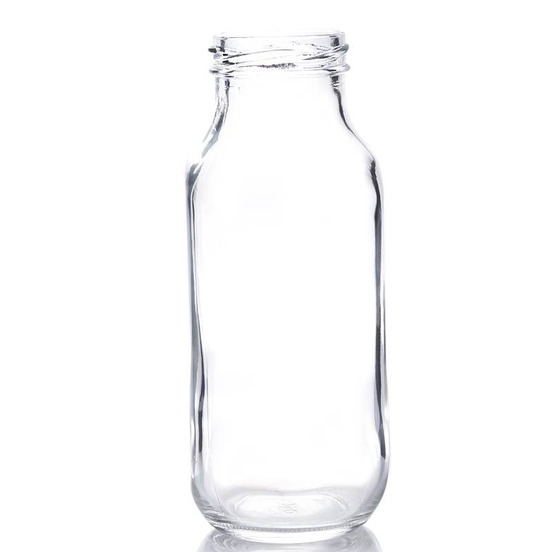 7.0-The forming method of glass bottle and can