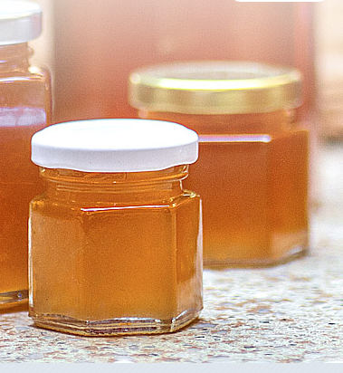 Notes In Daily Use Of Honey Glass Bottles