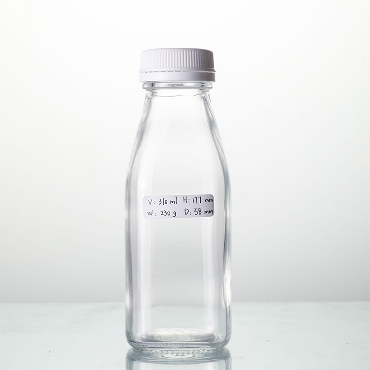 Professional Design Eco Friendly Water Bottle Glass -