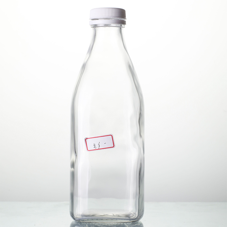 Hot New Products Glass Milk Tea Bottle -