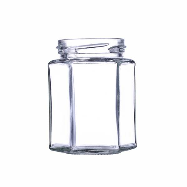 factory customized Glass Jars With Hinged Lids -