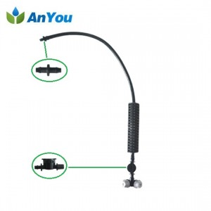 Excellent quality 1 Inch Screen Filter - Micro Sprinkler Hanged Down with Anti-drip Valve – Anyou