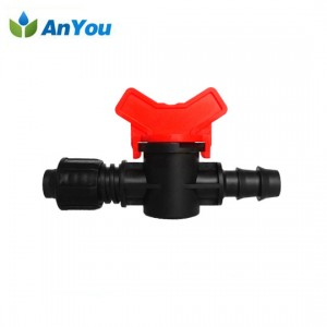 Low price for Drip Lines - Lock Barb Valve AY-4031 – Anyou
