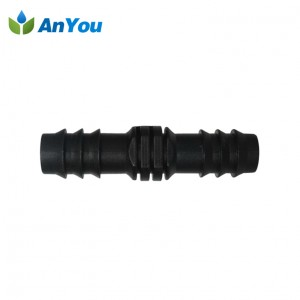 Barb Straight Connector AY-9303