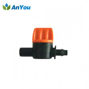 Chinese wholesale Five Way Fogger - Valve for Micro Sprinkler AY-9160 – Anyou