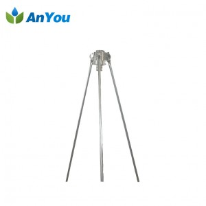 Factory Cheap Hot Spinnet Micro Sprinkler - Tripod Stand for Rain Gun AY-9512 – Anyou