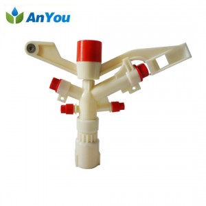 Professional China Micro Sprinkler Fittings - Plastic Impact Sprinkler AY-5109A – Anyou