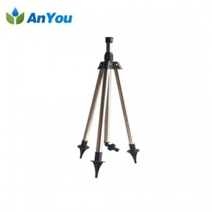 OEM/ODM Supplier Irrigation Rain Gun - Tripod Stand for Sprinkler AY-9503 – Anyou