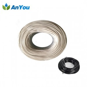 Top Quality Dripper Fittings - 4/7 PVC Soft Pipe AY-91309 – Anyou