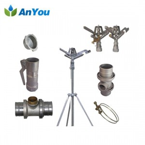 Factory selling Greenhouse Micro Sprinkler - Tripod Stand for Sprinkler AY-9506 – Anyou