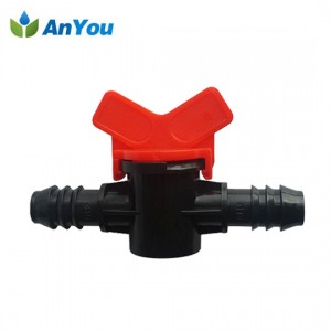 China Spray Tube Factories - Mini Valve 16mm – Anyou
