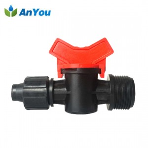Male Thread Valve AY-4029