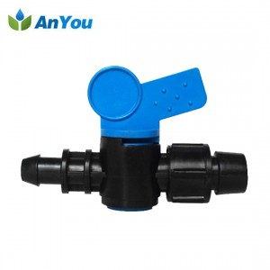 OEM Factory for Rain Gun Fitting - Lock Offtake Valve AY-4150 – Anyou