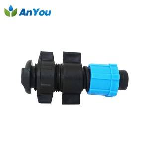 Connection for Lay Flat Hose AY-9351