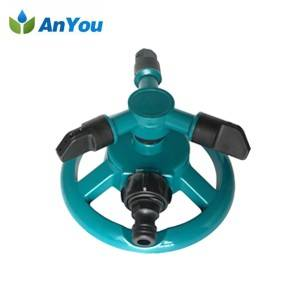 Garden Water Sprinkler 360 Degree Rotating