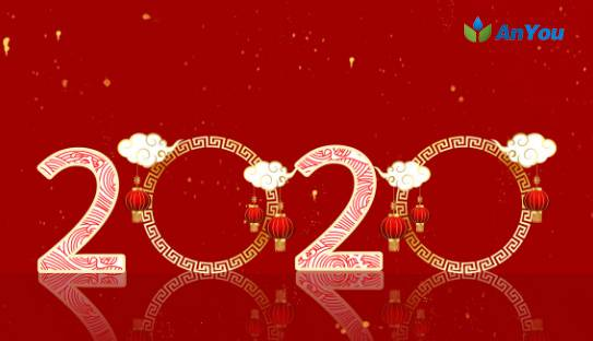 Happy New Year 新年快乐