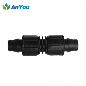 Lock Coupling for Drip Tape