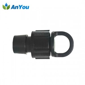 Lock End Cap for Drip Tape