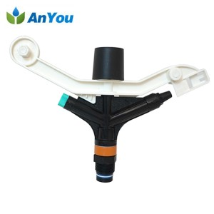 Male Thread Plastic Sprinkler AY-5112