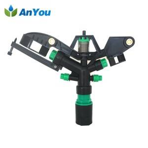 Factory supplied Straight Connector - Plastic Impact Sprinkler AY-5104A – Anyou