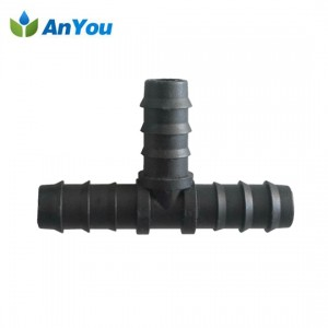 Tee Connector for PE Pipe